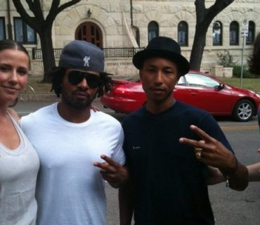Pharrell, N.E.R.D., and Serendipity