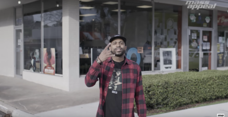 DJ Mr. Rogers Plays Rhythm Roulette with Mass Appeal
