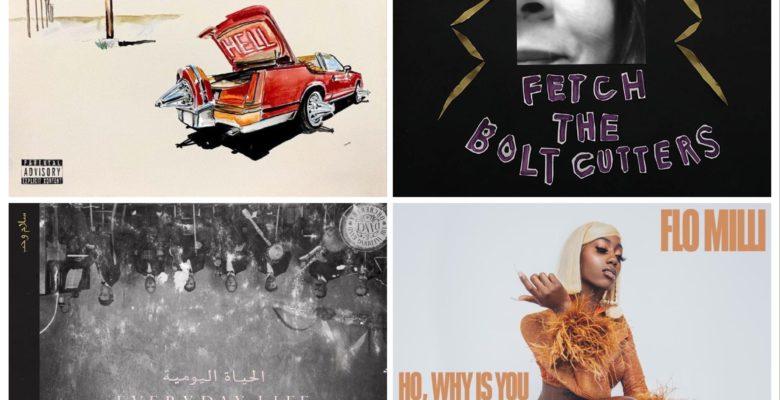 Sama'an's Favorite Music of 2020